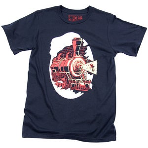 Image of 'Tunnels' T-shirt by William Exley