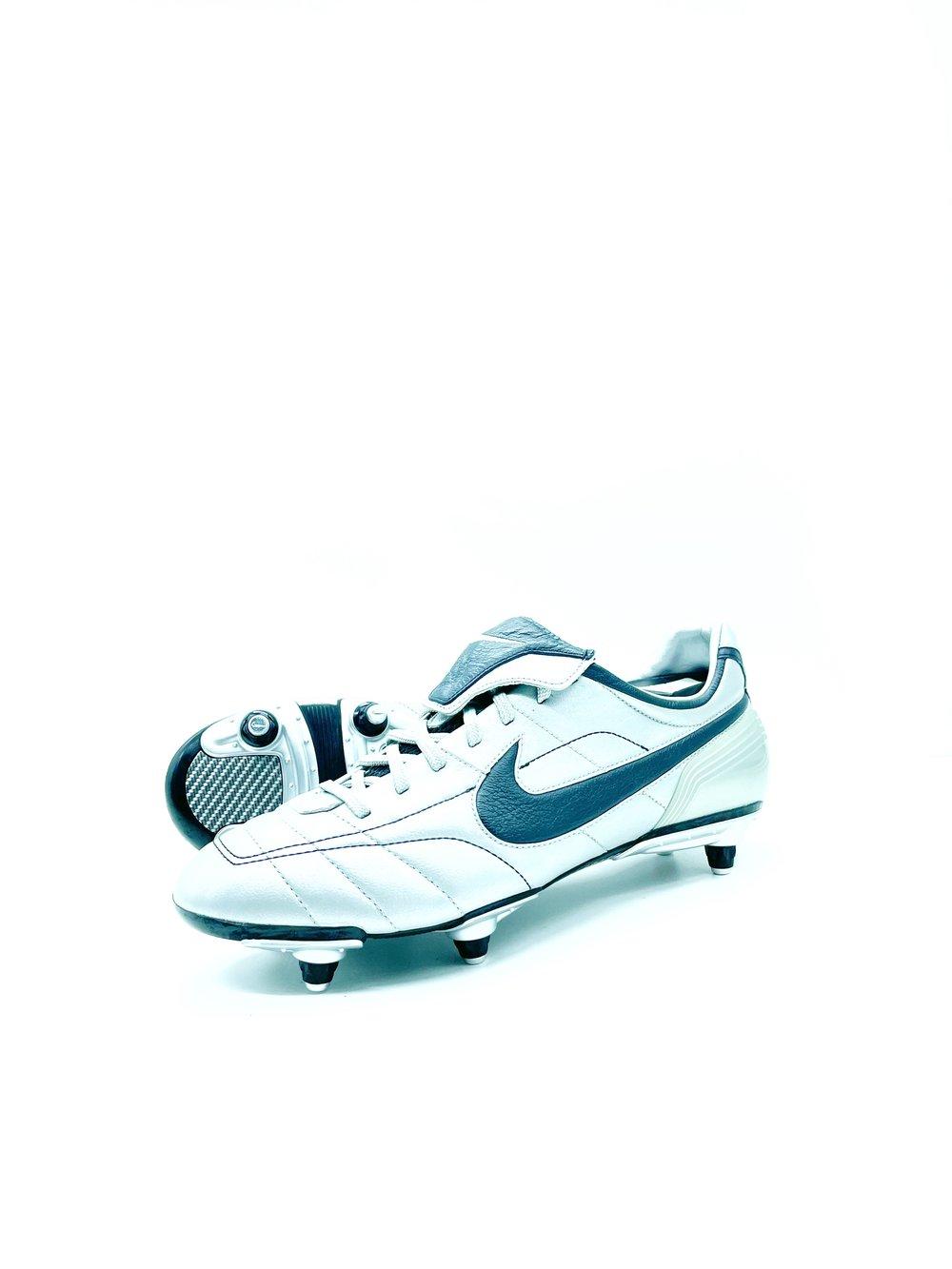 Image of Nike Tiempo Legend silver SG