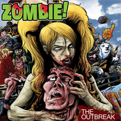 "Image of ZOMBIE! ""The Outbreak"" CD $12.50"
