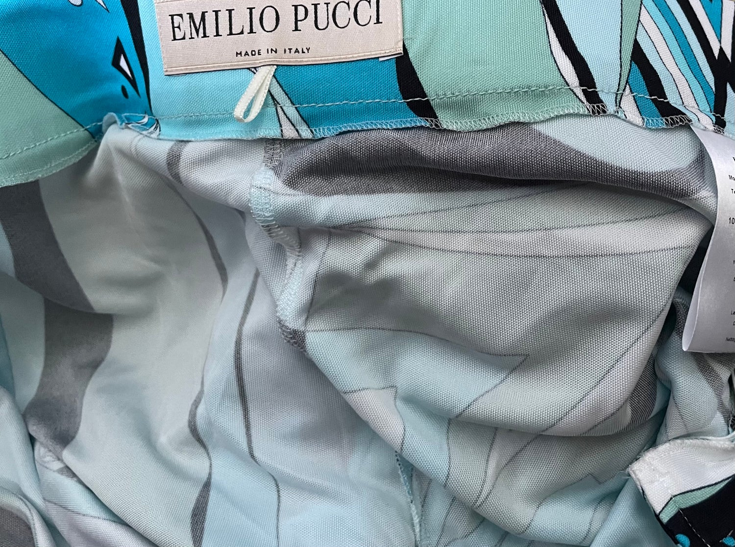 Image of EMILIO PUCCI STRETCH FLARE PANTS