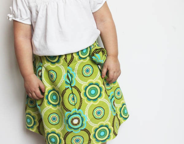 Hadley Grace Designs — Ava Pleated Skirt Boutique Style PDF Sewing ...