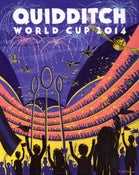 """Image of Quidditch World Cup 18""""x22.5"""" print"""