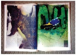 Image of ON IT/ an art book by L_A_N x Rachel Rose