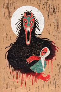 Image of Ghoul - Digital Print
