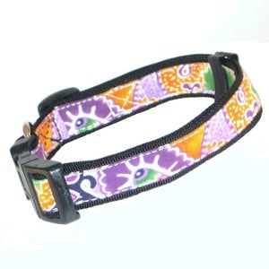 Image of Purple and Paisley Collar