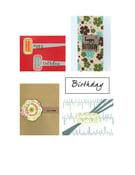 Image of Handmade greeting cards