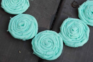Image of Seafoam Rosie Necklace