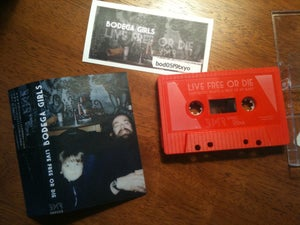 Image of Bodega Girls CASSINGLE