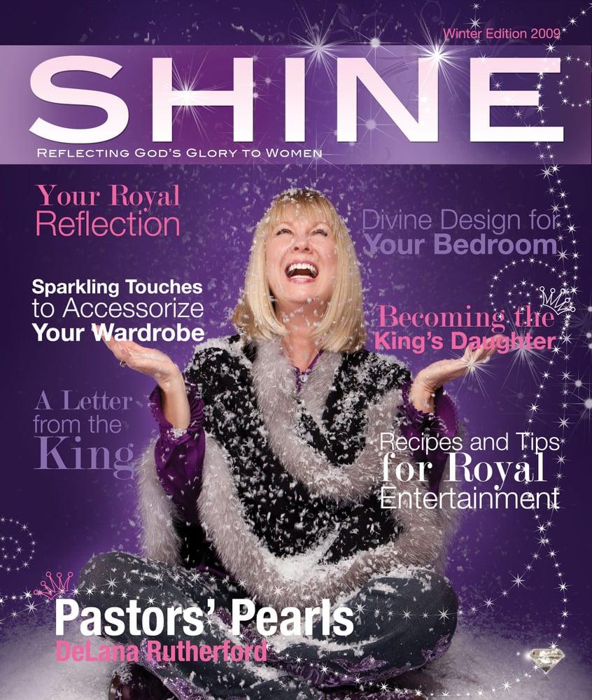 Image of Shine Magazine -  4th Edition