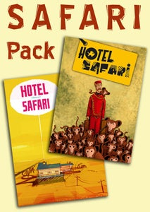 Image of Pack Hotel Safari #1 y #2