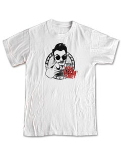 Image of JoBlo.com T-Shirt (in white)