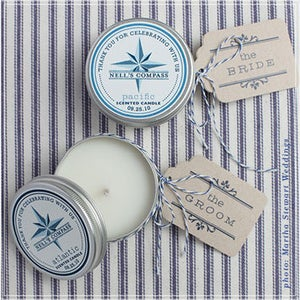 Image of Candle Favors