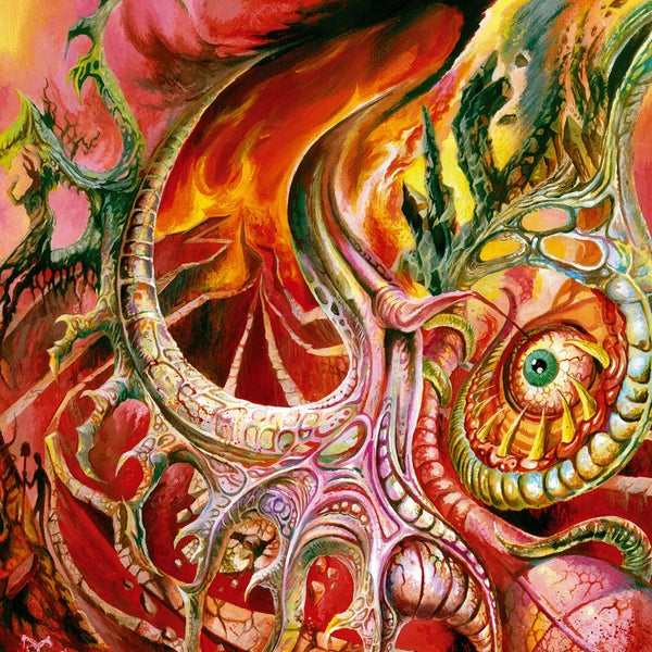 """Image of MORBUS CHRON """"Sleepers In The Rift"""" CD"""
