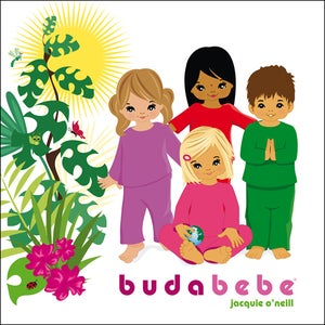 Image of Budabebe - Children's Yoga Book