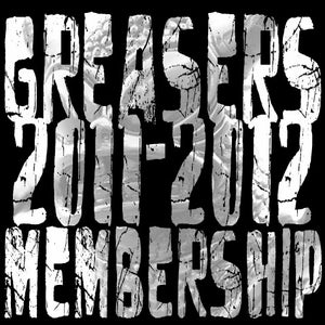 Image of G.A.S. Greasers Membership (Annual fee)