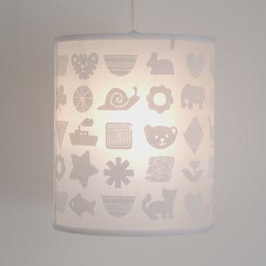 Image of No. 8 Drum Shade Shapes and Things