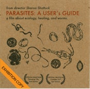 Image of Parasites: A User's Guide DVD (for nonprofits & one-time public screenings)