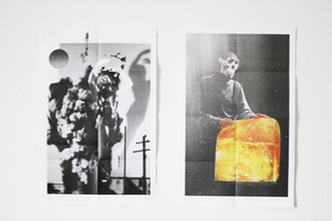 Image of 11x17 Poster Pack: 'City Life' and 'Death Hands'