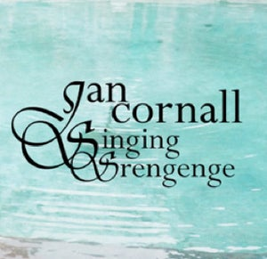 Image of Singing Srengenge, jazz poetry CD - Jan Cornall