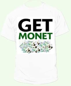 Image of Get Monet T shirt