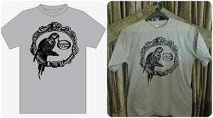 Image of T-shirt - Parrot
