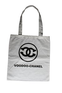Image of Voodoo Chanel tote bag