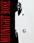 Image of Midnight Rose limited edition WrestleCrap collector's t-shirt #1