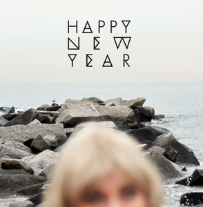 Image of HAPPY NEW YEAR - Gold Medallion / And... Begin! 7-inch