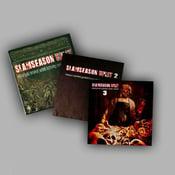 Image of SLAMSEASON SPLIT CD (1/2/3)