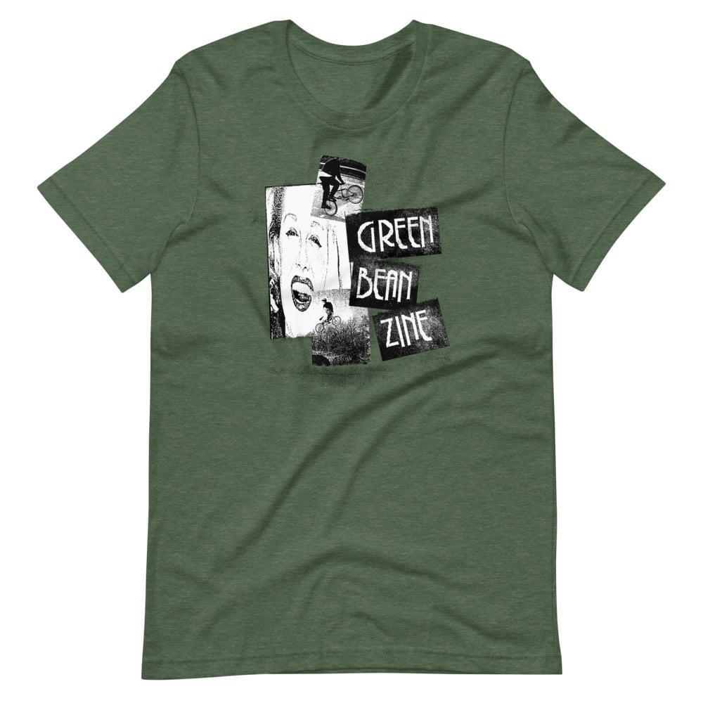 Green Bean Zine T-Shirt