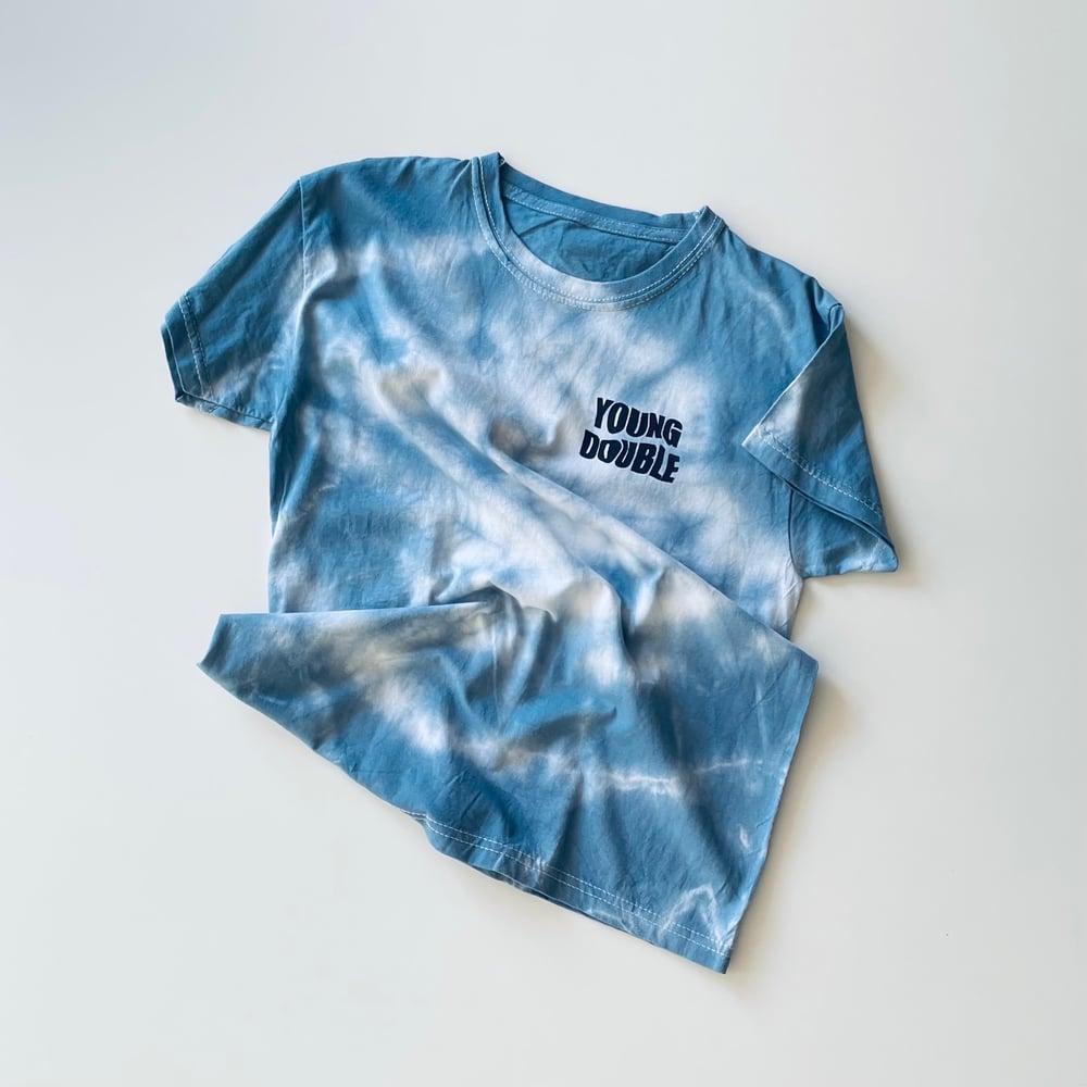 Fossil T-shirt in Indigo