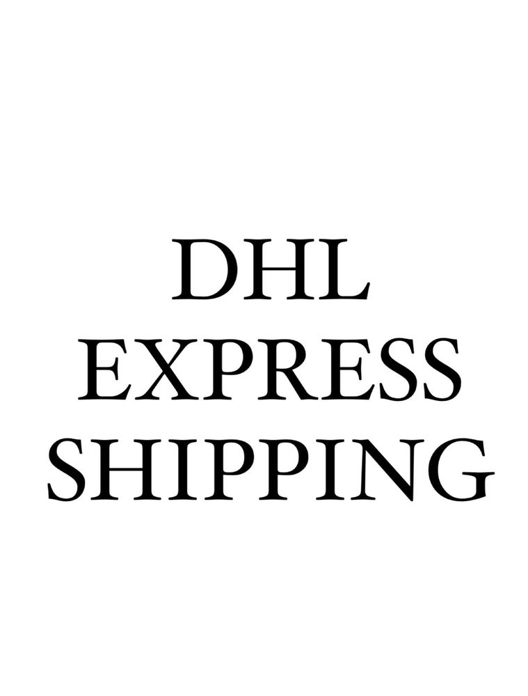 Image of DHL EXPRESS SHIPPING