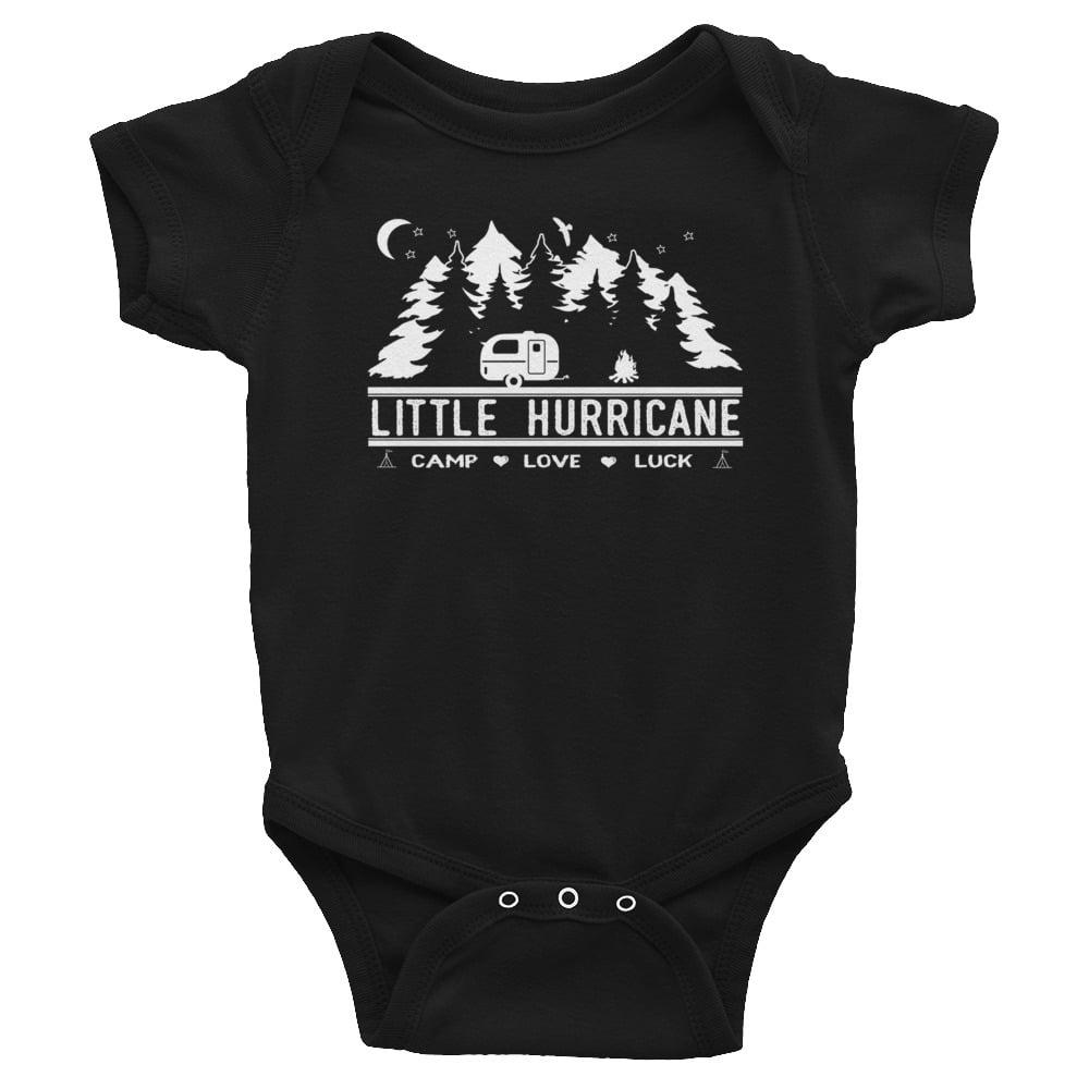 Image of Infant Bodysuit CAMP LOVE LUCK
