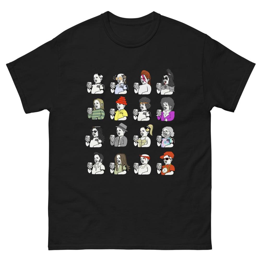 Image of Unisex Tshirt