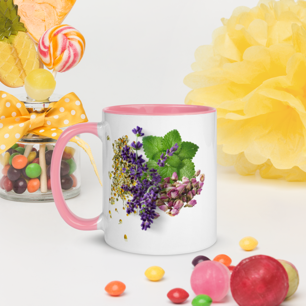 Image of Mug with Color Inside