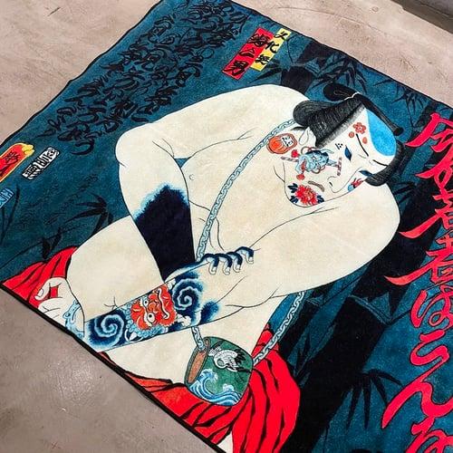 Image of HORIHIRO MITOMO BATH TOWEL 7