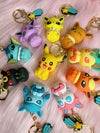 Eeveelutions Keychains [Ready to Ship]