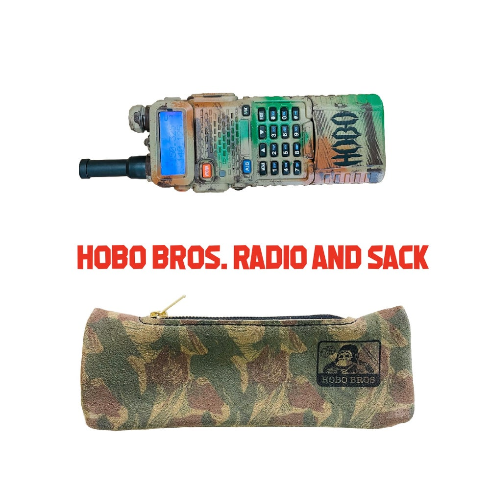 Image of Hobo Bros. Radio & Sack