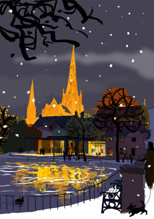 Image of Lichfield Cathedral