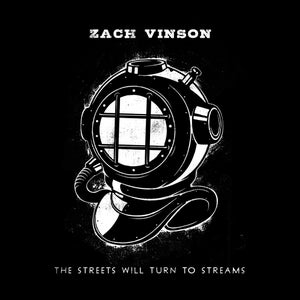 Image of The Streets Will Turn to Streams (hand-stamped case) - CD
