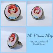 Image of Lil' Miss Vintage Statement Ring - Click for all available styles