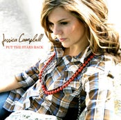 "Image of Jessica's EP's:  ""A Merry Christmas EP"" OR ""Put The Stars Back"" EP:  Physical Copy"