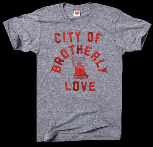 City of Brotherly Love Men's T-Shirt