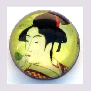 Image of  japan button