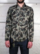 Image of Five Brother Camoflauge Print Shirt