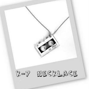 Image of HOT MIXTAPE NECKLACE !!