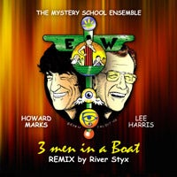 Image of Three Men in a Boat/The Spiritual Kid - CD