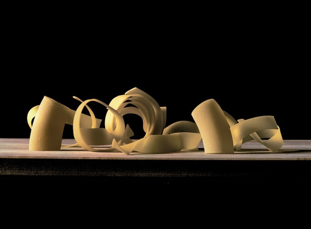 Image of Papperdelle, Paccheri pasta