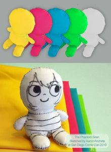 Image of Sketch Dolls - 5 Pack