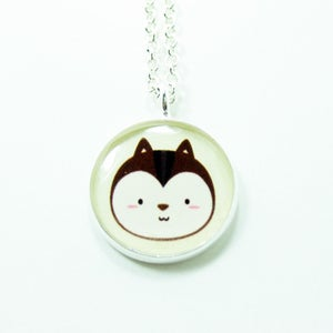 Image of Chipmunk Necklace